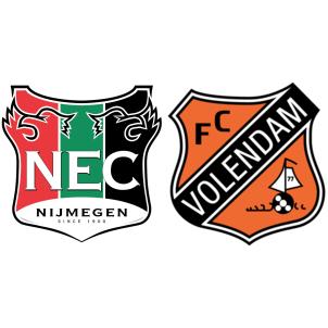 Kết quả hình ảnh cho NEC Nijmegen vs Volendam
