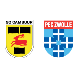 Cambuur Vs Pec Zwolle H2h Stats Soccerpunter Com