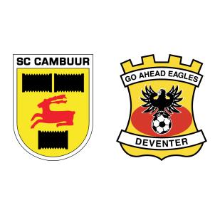 Cambuur Vs Go Ahead Eagles H2h Stats Soccerpunter Com