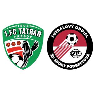 9573ece9abd59 Tatran Prešov vs Podbrezová H2H Stats - SoccerPunter.com