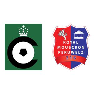 Kết quả hình ảnh cho Cercle Brugge vs Mouscron