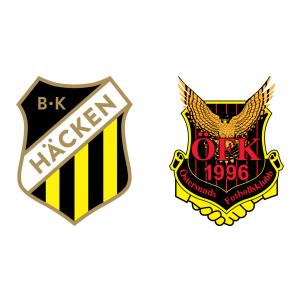 Image result for BK Hacken vs Ostersunds