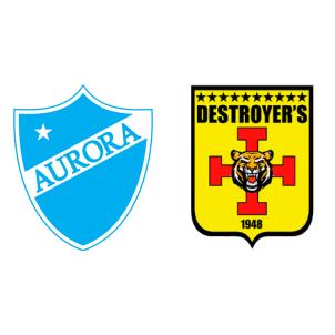 53347b0b749c Aurora vs Club Destroyers H2H Stats - SoccerPunter.com