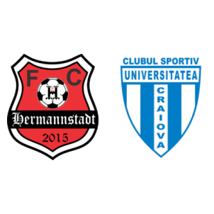 Hermannstadt vs Universitatea Craiova H2H Stats