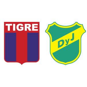 Image result for Defensa y Justicia vs Club Atletico Tigre
