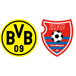 Borussia Dortmund II vs Uerdingen Live Match Statistics ...