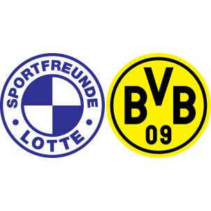 Hornschuh Kassel sportfreunde lotte vs borussia dortmund ii h2h stats soccerpunter com
