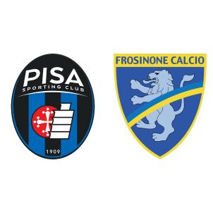 Pisa Vs Frosinone H2h Stats Soccerpunter