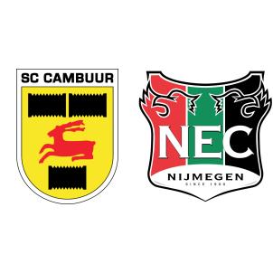 Sc Cambuur Vs Nec H2h Stats Soccerpunter