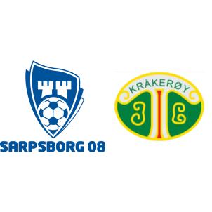 Sarpsborg 08 II vs Kråkerøy Online Betting Odds Comparison