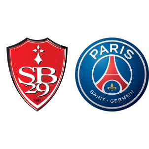 Brest Vs Paris Saint Germain H2h Stats Soccerpunter