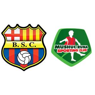 Barcelona Vs Mushuc Runa H2h Stats Soccerpunter