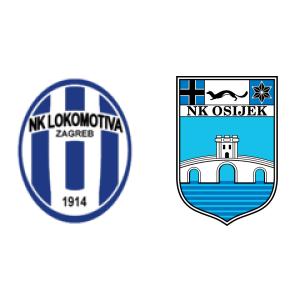 Lokomotiva Zagreb Vs Osijek H2h Stats Soccerpunter