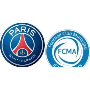 Paris Saint Germain Vs Aubervilliers Live Match Statistics And Score Result For France Coupe De France Soccerpunter Com