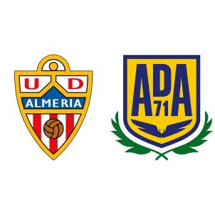 Almeria Vs Alcorcon Live Match Statistics And Score Result For
