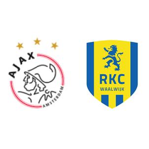 Ajax Vs Rkc Waalwijk H2h Stats Soccerpunter