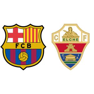 Barcelona Vs Elche H2h Stats Soccerpunter