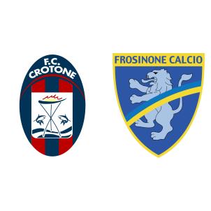 Crotone Vs Frosinone H2h Stats Soccerpunter