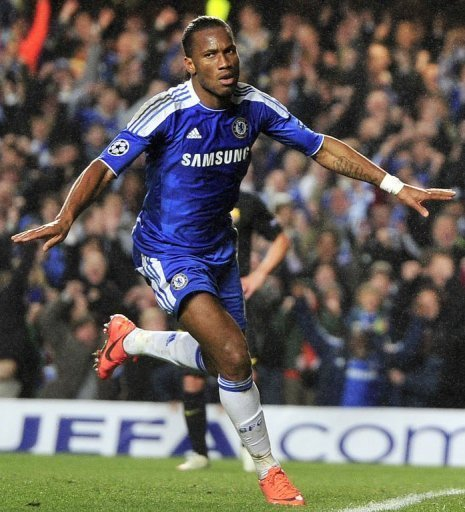 Chelsea confirm Didier Drogba will leave the club ...