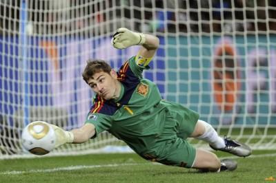 Spain Goalkeeper - Iker Casillas