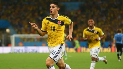 James Rodriguez - Colombia