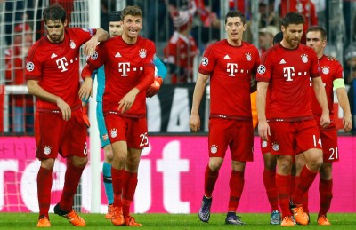 Germany Bundesliga - Bayern Munchen