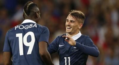 France vs Sweden