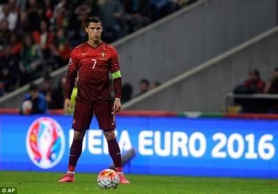 Portugal Ronaldo - Free Kick