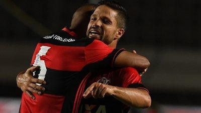 Flamengo vs Santa Cruz