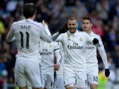 Legia Warszawa vs Real Madrid