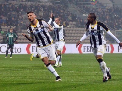Palermo vs Udinese