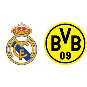 Real Madrid vs Borussia Dortmund