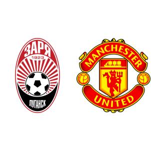 Zorya vs Manchester United