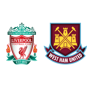 liverpool vs west ham results