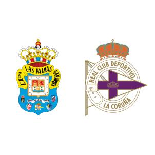 Las Palmas vs Deportivo La Coruna