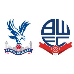 Crystal Palace vs Bolton Wanderers