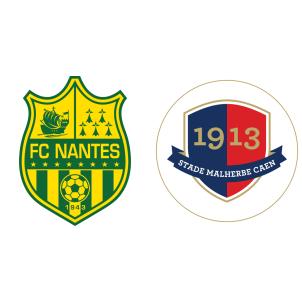 Nantes vs Caen