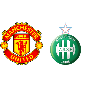 Manchester United vs AS Saint-Etienne