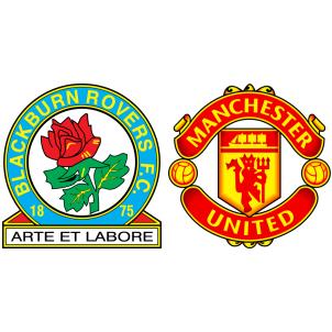 Blackburn vs Manchester United