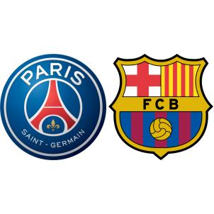Paris Saint-Germain vs Barcelona