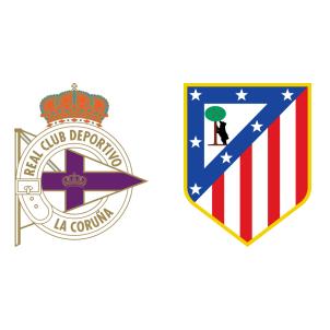 Deportivo La Coruna vs Atletico Madrid