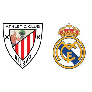 Athletic Club Bilbao vs Real Madrid