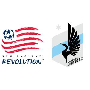 New England Revolutions vs Minnesota United