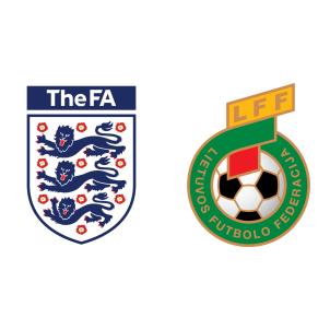 England vs Lithuania