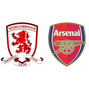 Middlesbrough vs Arsenal