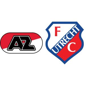 AZ Alkmaar vs FC Utrecht