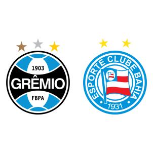 Gremio vs Bahia