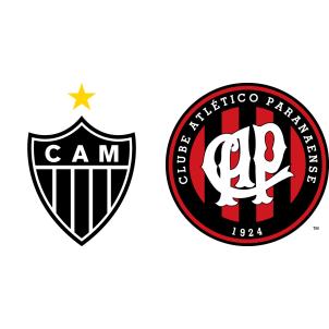 Atletico Mineiro vs Atletico Paranaense