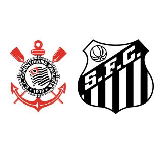 Corinthians vs Santos FC