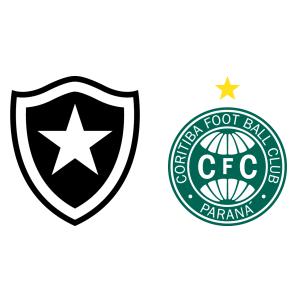 Botafogo RJ vs Coritiba